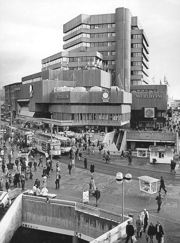 """Commercial and Business Center """"KröpckeCenter"""" (197072"""