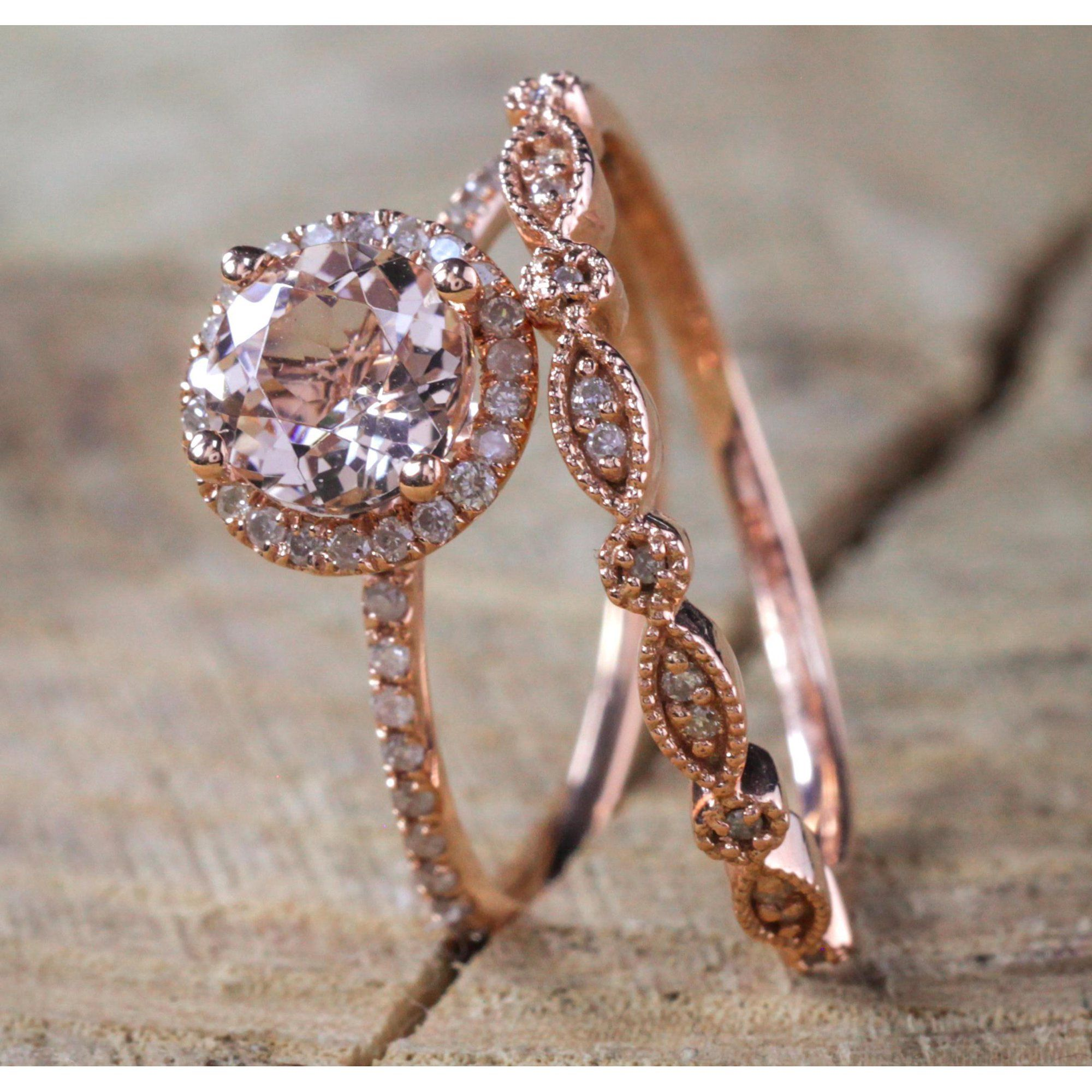 Details about  /925 Solid Silver Ring Antique Design Natural Rose Cut Ring Engagement Gift Ring