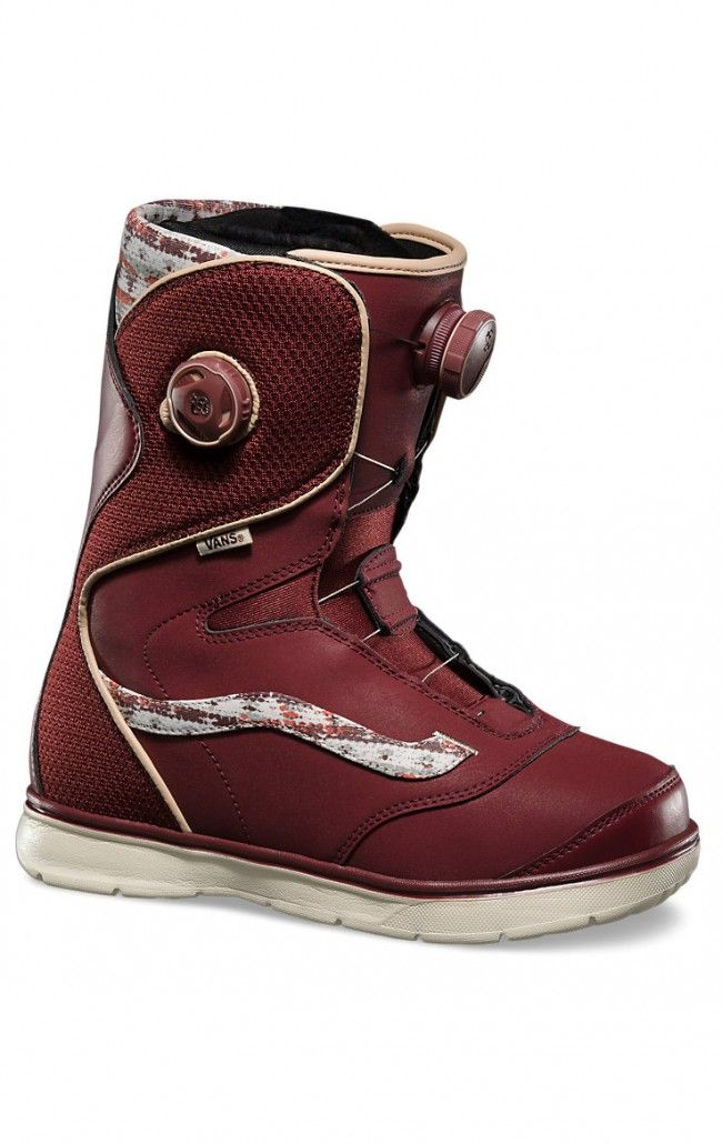 Aura snowboard boots for women by Vans. | Boots, Snowboarding