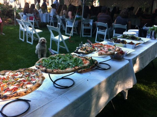 600x600 1428425899461 Pizza Truck Buffet Wedding 20170810