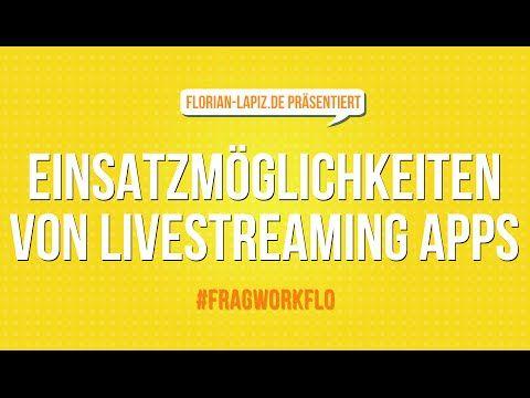 Livestreaming in der Praxis - Meerkat und Periscope im Einsatz - YouTube
