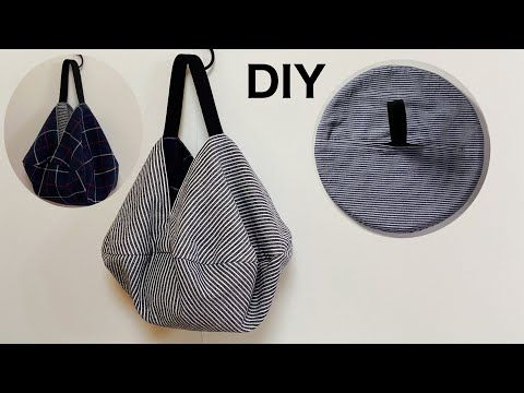 How to make a circle bag