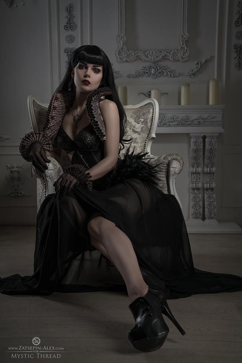 Elisanth womens pinterest gothic gothic beauty and goth girls