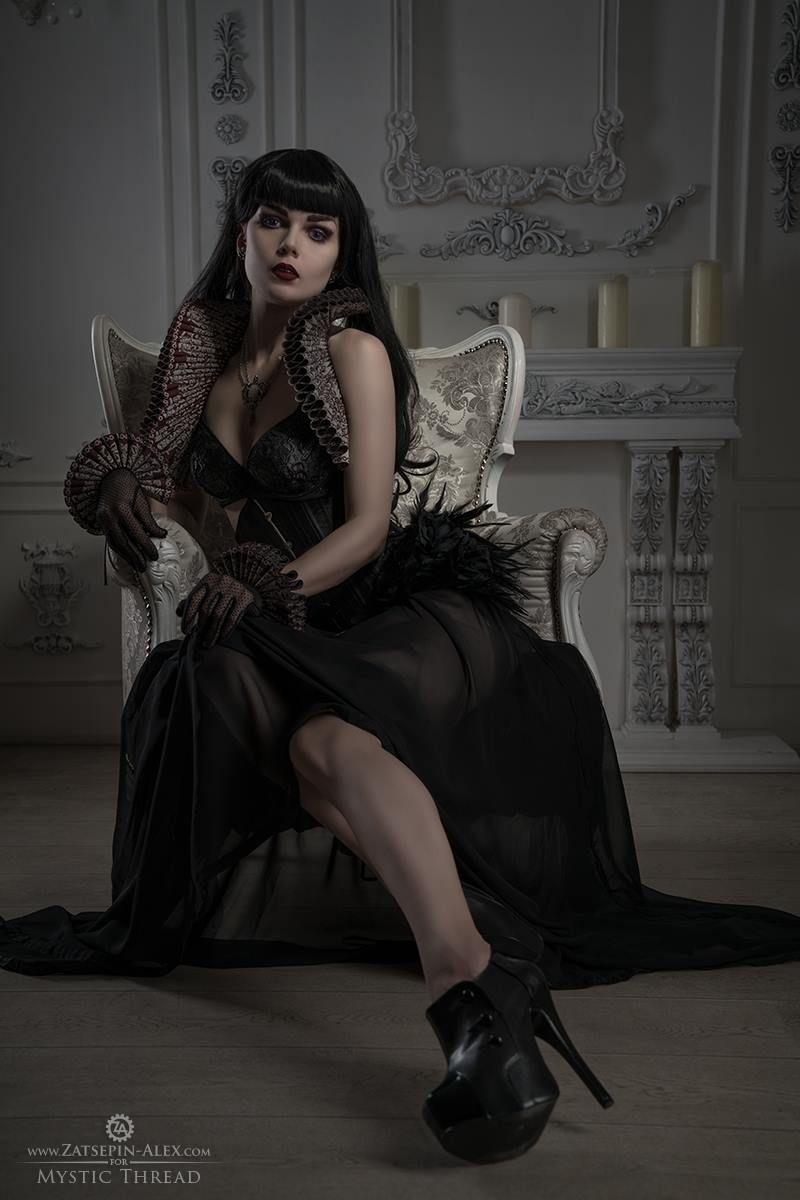 Elisanth goth chicks pinterest gothic gothic models and
