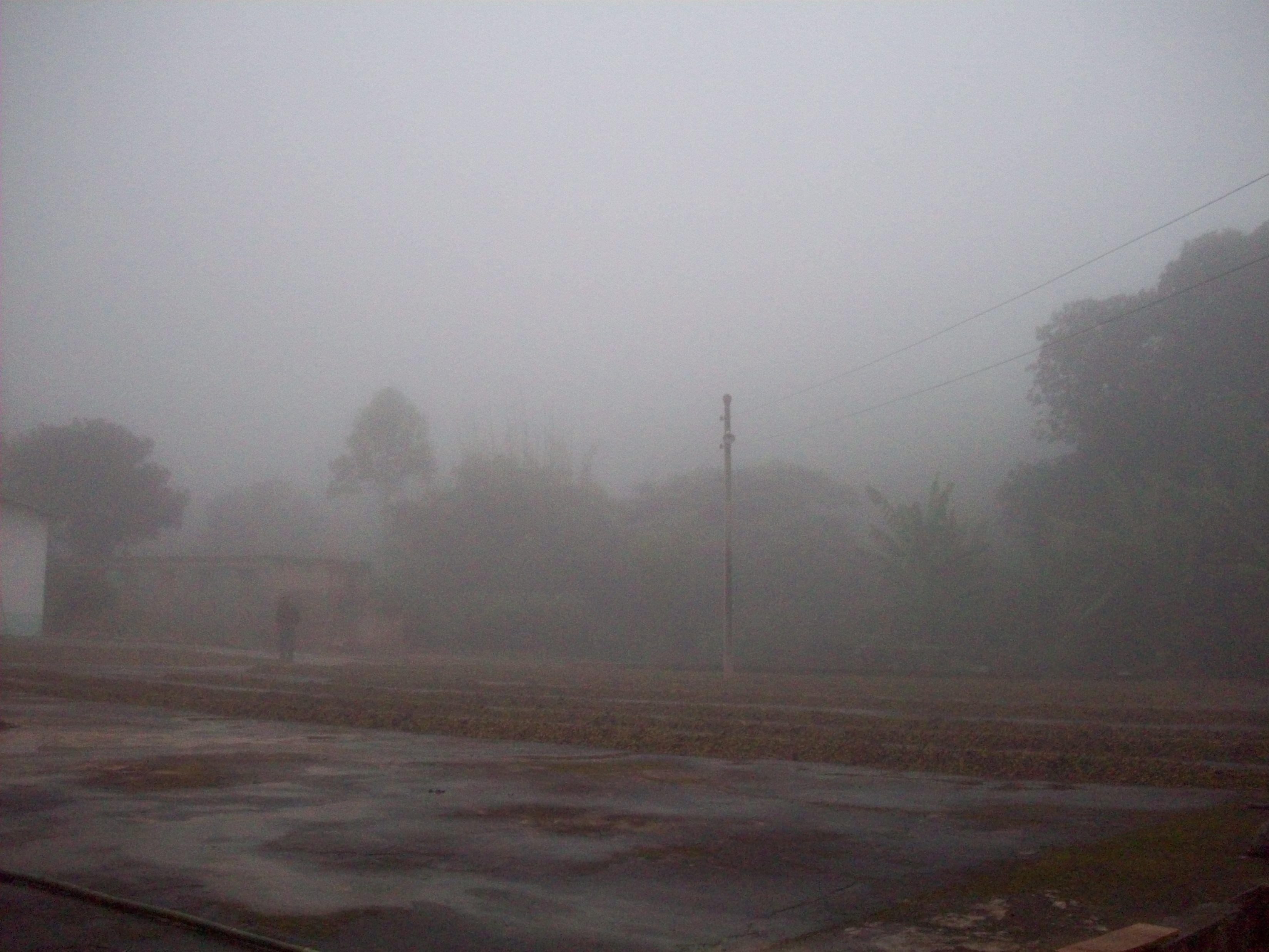 FRIOZINHO EUROPEU - 07:30 hs da manhã
