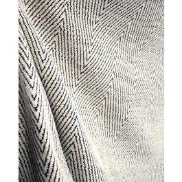Black And White Herringbone Upholstery Fabric Melbourne Dalmatian