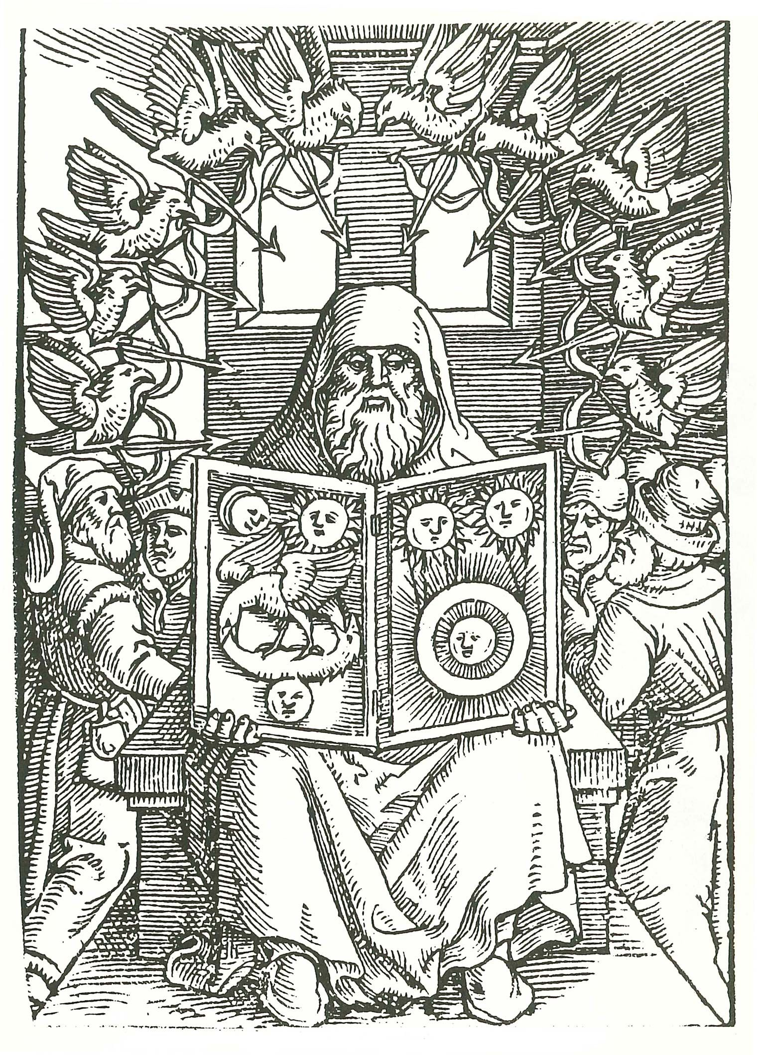 Hermes trismegistus founder of hermeticism mythology and old occult art biocorpaavc Image collections