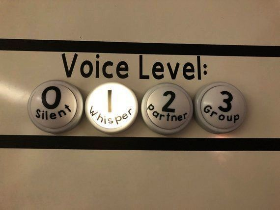 - Christmascocktails Voice level lights are a perfect way to manage your classroom expectations. Yo