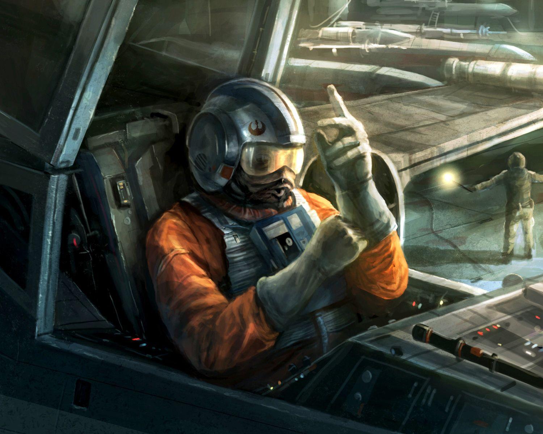 Sullustan X Wing Pilot Star Wars Star Wars Art Star Wars