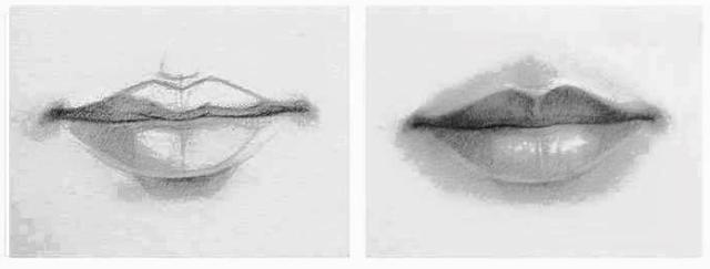 Aprende Como Dibujar Labios A Lapiz Dibujos De Labios Como Dibujar Labios Formas De Labios