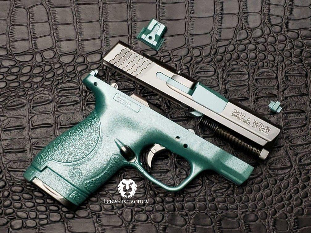 tiffany blue pistol - 1008×756