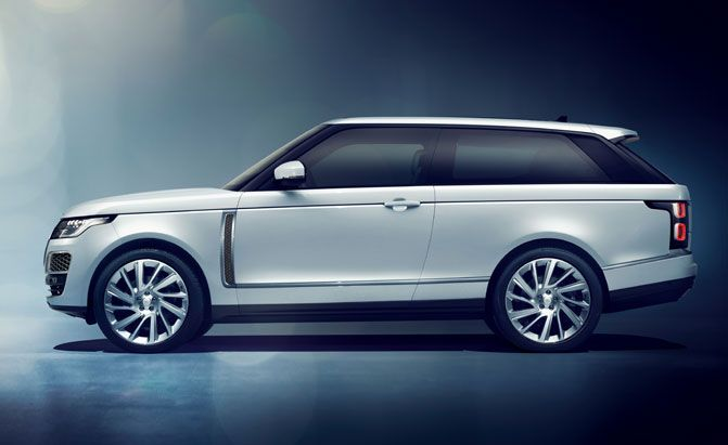 Land Rover Northfield >> The 2019 Range Rover SV Coupe was just unveiled at the Geneva Motor Show. Far more than just a ...