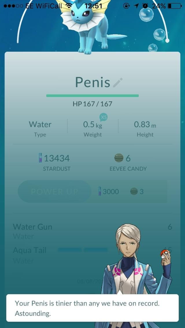 Well Screw You Pokemon Go