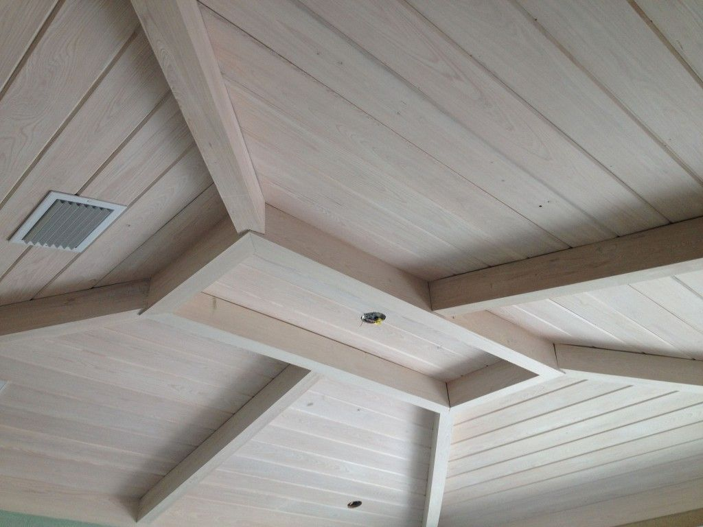 Whitewash Tongue And Groove Pine Ceiling Google Search Tongue