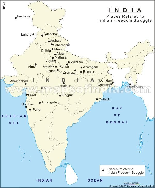 surat in india map Indian Freedom Struggle Indian History History Of India History surat in india map
