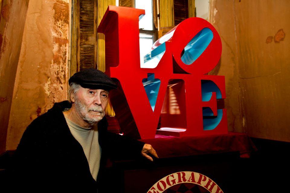 Love artist robert indiana has died aged 89 pop artist