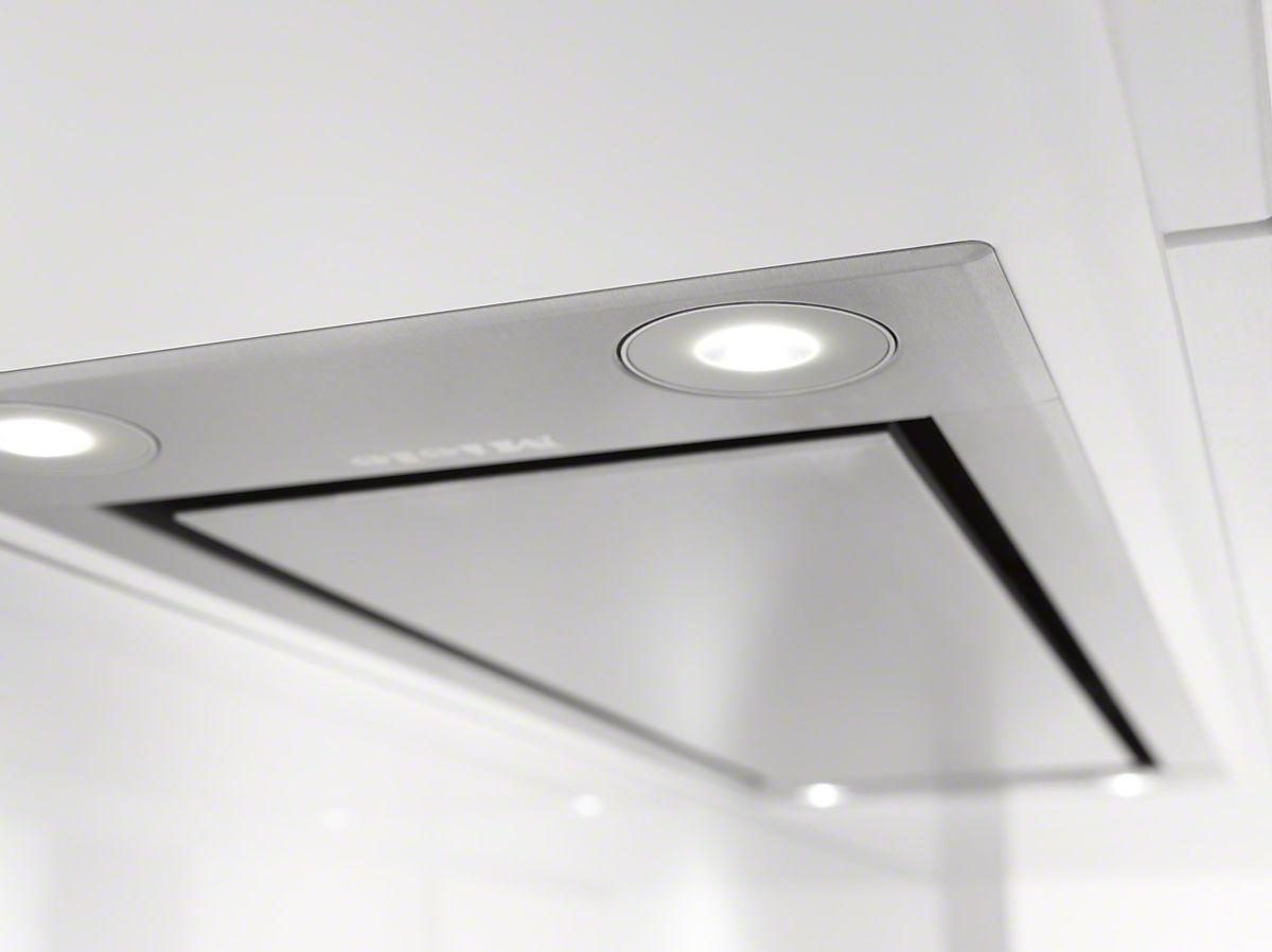 Keuken Trolley Keukenverlichting : Miele inbouwunit da2690 . met energiebesparende led verlichting en