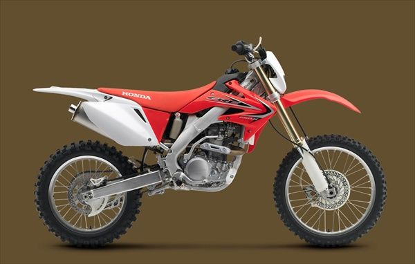 """""""2013 Honda CRF250X"""" is one of the many models of Honda """"Trail"""" category. This model has a very strong frame and is powered by engine whose type 249cc liquid-cooled single-cylinder four-stroke. Honda CRF250X is available in red better, all the detail"""