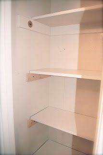 DIY Easy Way To Add Shelves To Your Closet! I Did This Using Scrap Wood