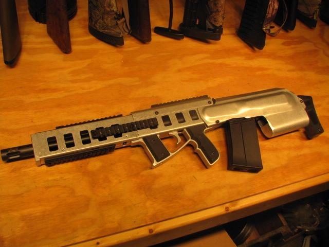 CBRPS Saiga 12 Bullpup 12ga Semi Auto Shotgun | Long guns