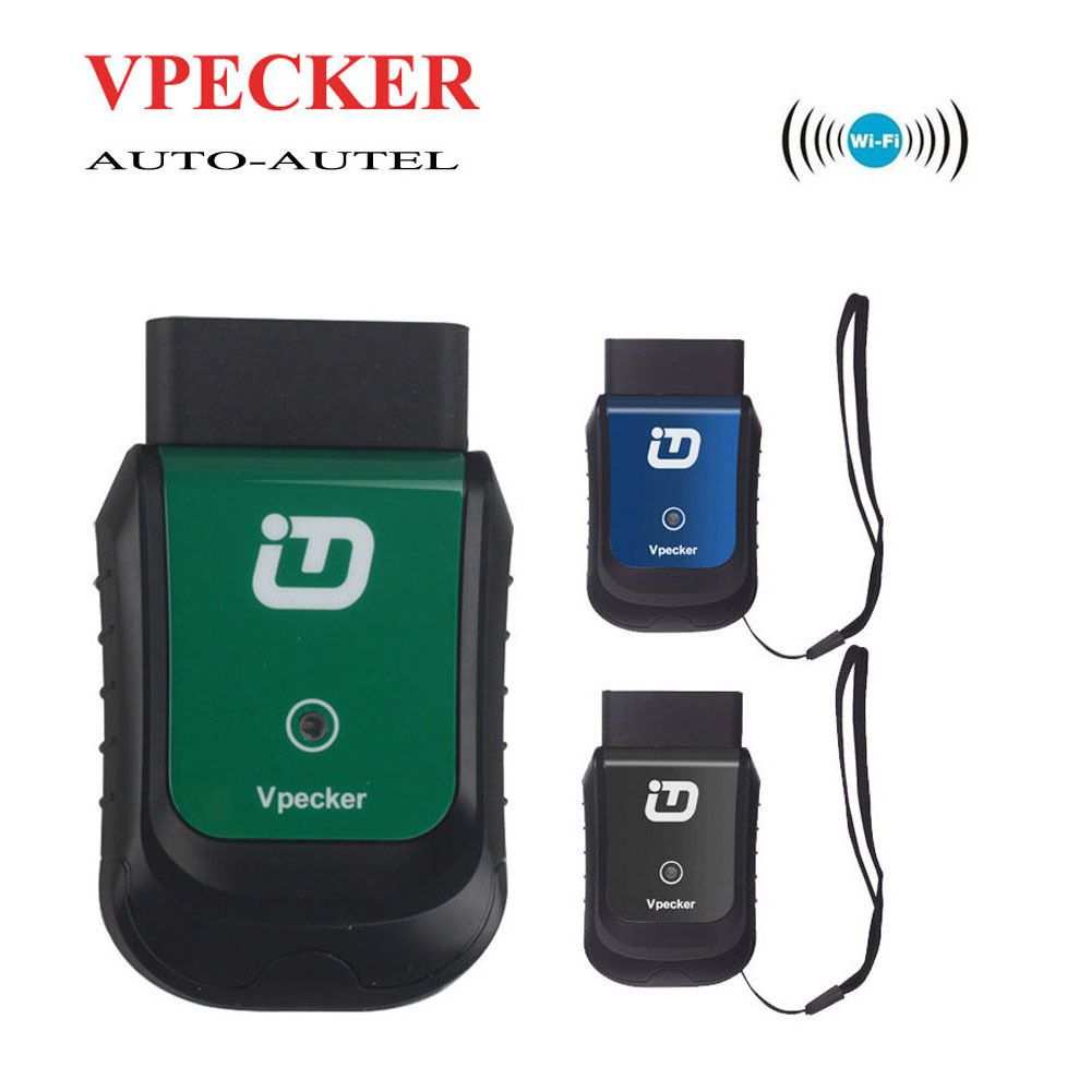 Vpecker easydiag wifi obd2 all system auto diagnostic scanner v8 8 support win10