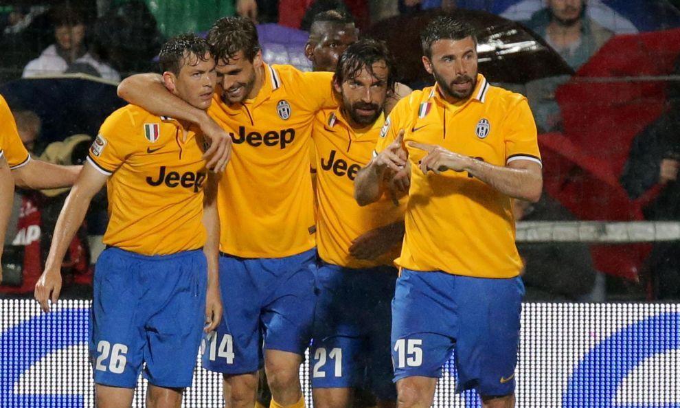 Soccer; Serie A; Sassuolo-Juventus