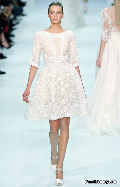 elie saab haute couture spring-summer 2012 | style ideas | pinterest