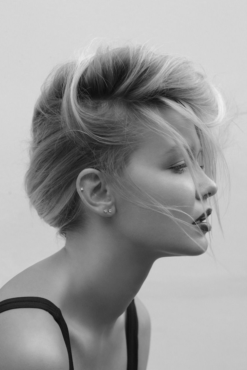 Cute nose piercing  I love this photo  Photography  Pinterest  Photography