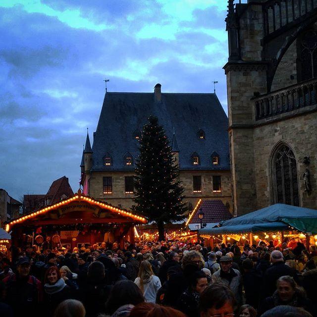 Weihnachtsmarkt Osnabruck Es War Schon Bei Euch