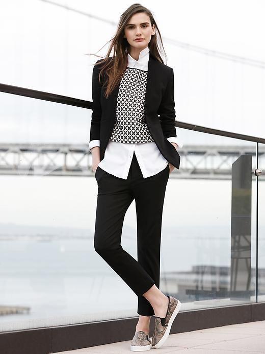 Estilo: Ideas de look para una reunión o entrevista de trabajo. ¿Qué poner