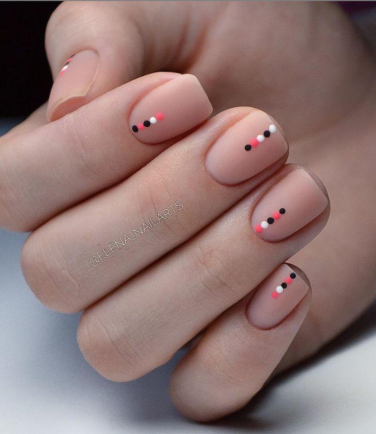 Photo of 100 unghie acriliche quadrate più calde per la bara delle unghie corte