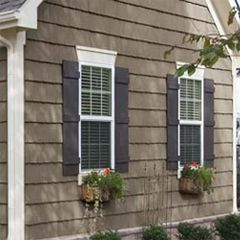 images of board and batten shutters with hardware - Google Search ...