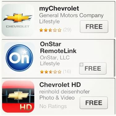 Chevrolet Apps Find Out More In Our App Center App Motor Company Chevrolet