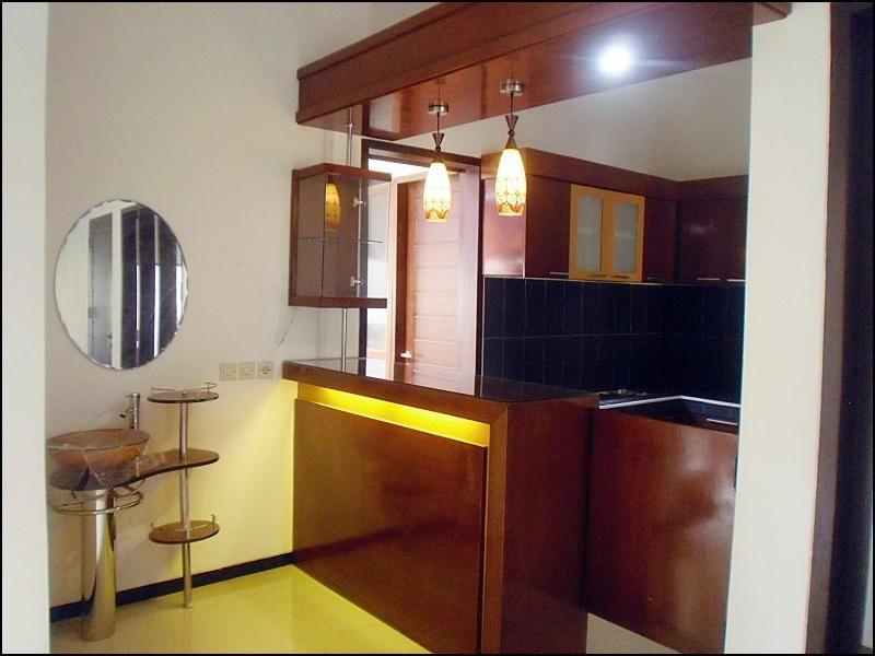 dapur model mini bar modern di 2020