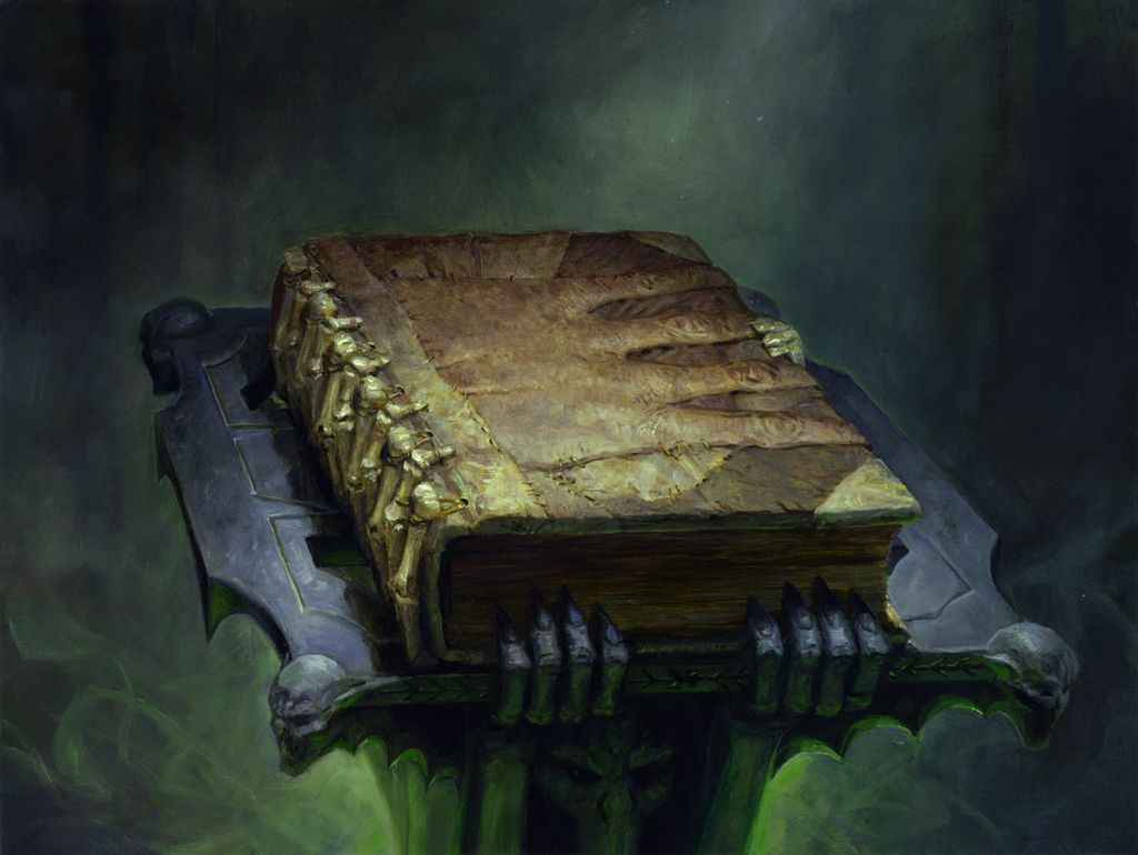 How To Get Saturn Grimoire Card -  book of undead aka grimoire of the dead by steven belledin