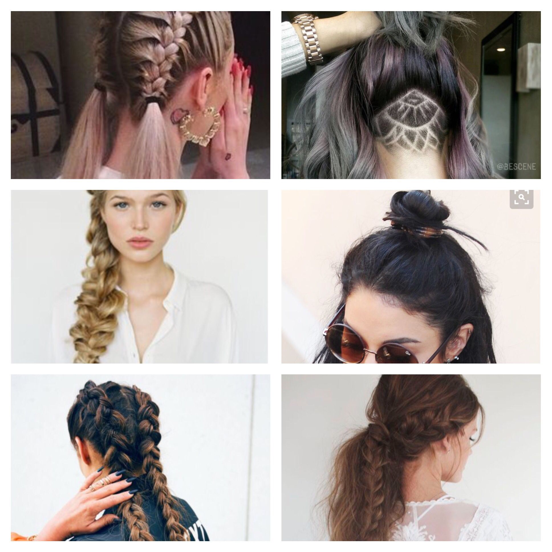 Try On Hairstyles Alluring 10 Hairstyles To Try This Summer Checkout More Images On The Blog