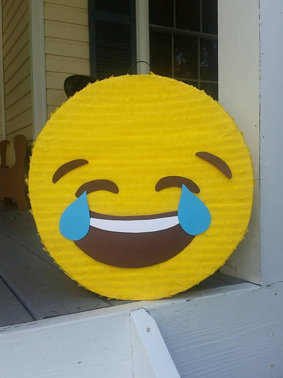 Cyber Monday Sale Emoji Party Party Sale Emoji Pinata Emoji