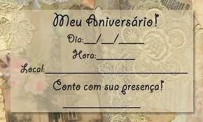 Convites De Aniversário Prontos Convites Grátis Infantis Online
