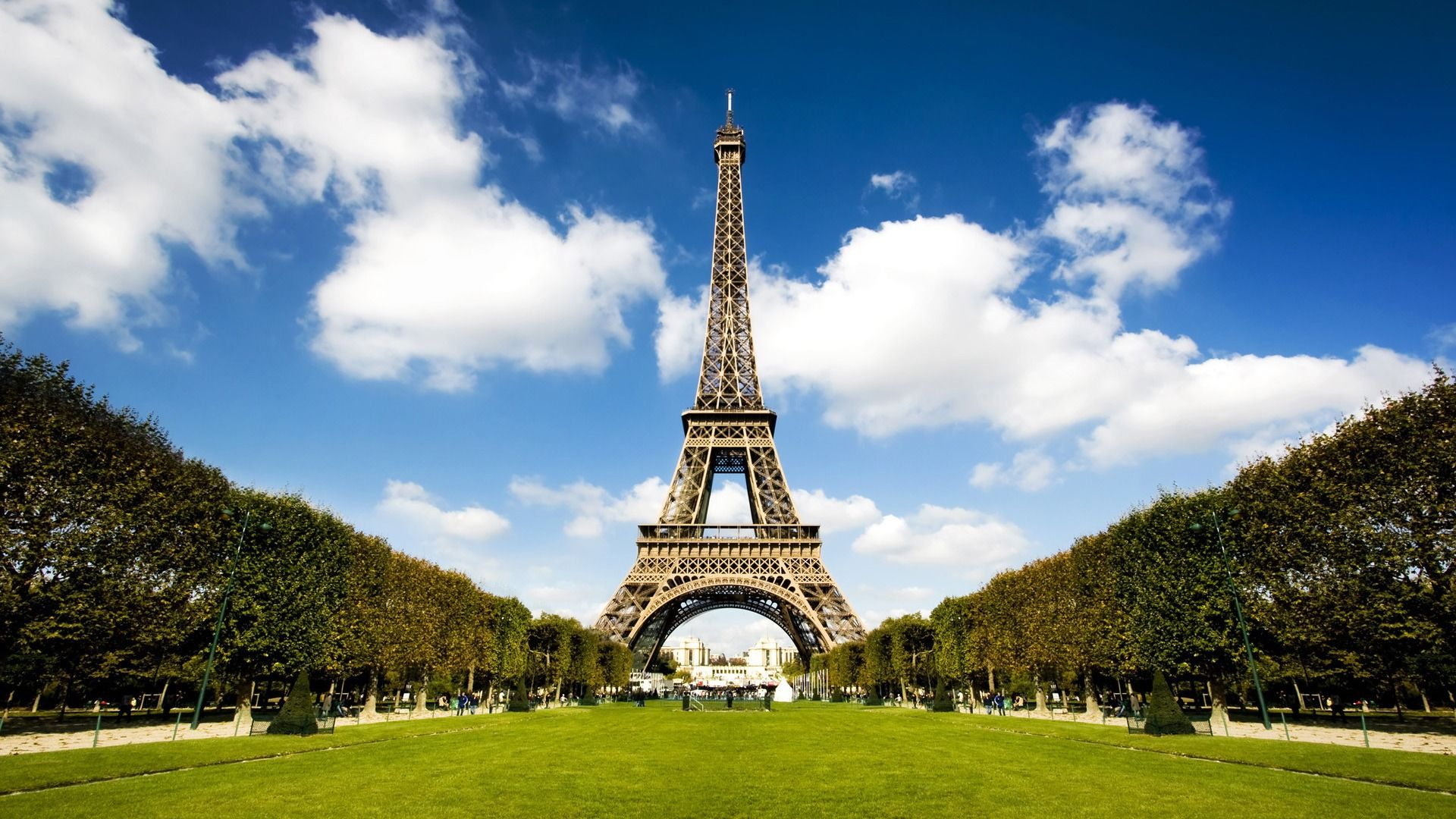 Eiffel Tower The Symbol of Paris HD 1080p Wallpapers Download