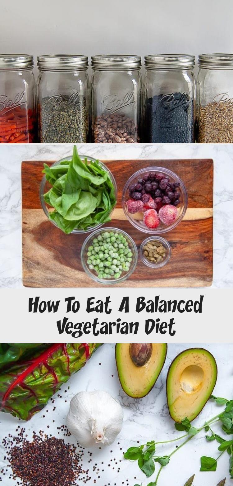 Photo of Eine ausgewogene vegetarische Ernährung zu sich nehmen – Ernährung