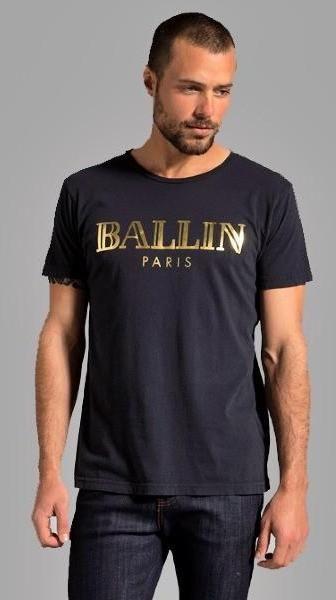 Ballin T-Shirt by Brian Lichtenberg