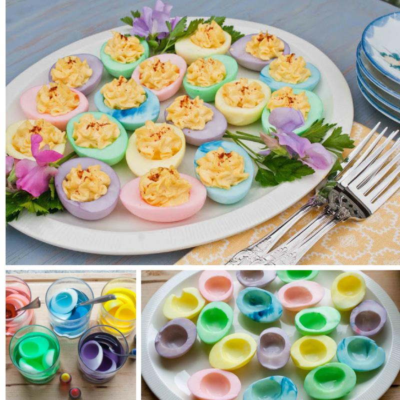 Diy easter deviled eggs recipes easter deviled eggs devil and egg diy easter deviled eggs recipes forumfinder Gallery