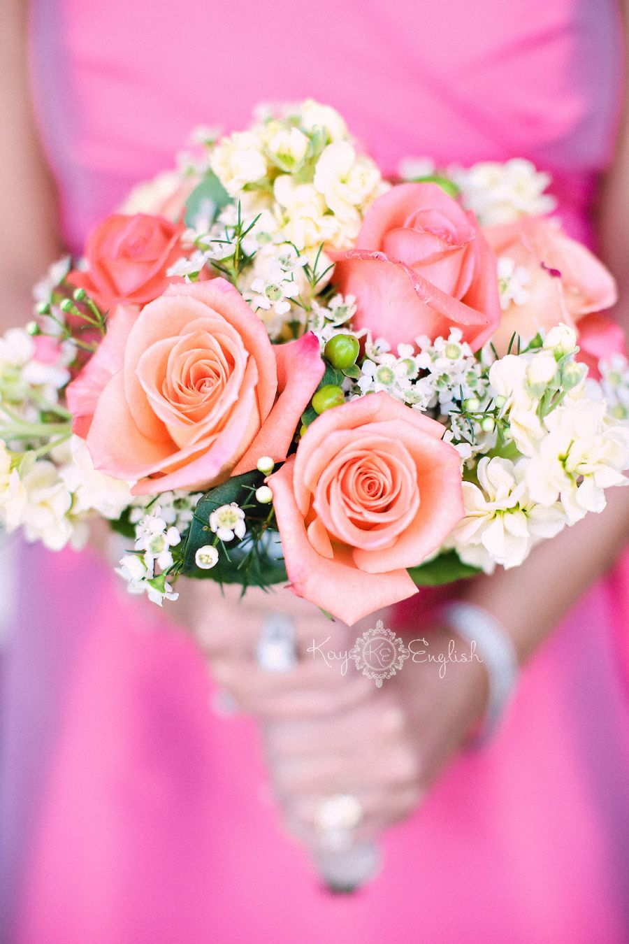 Pink And Coral Wedding At Crystal Springs Hamburg Nj