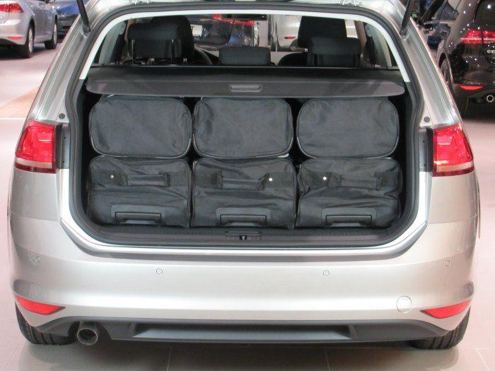 Vw Golf 7 Variant >> Vw Golf Vii Variant 13 Travel Bag Set Vacation