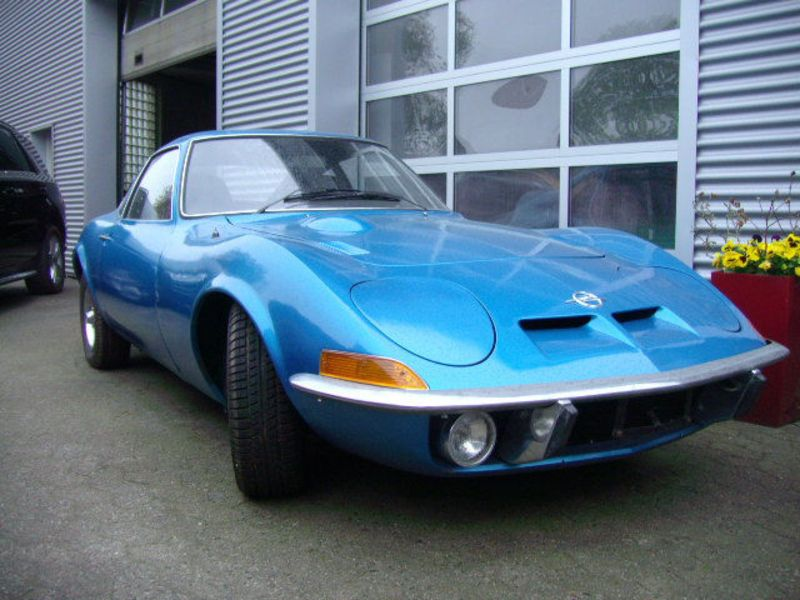 For Sale Opel Gt 1971 Opel Classic Cars Old Classic Cars