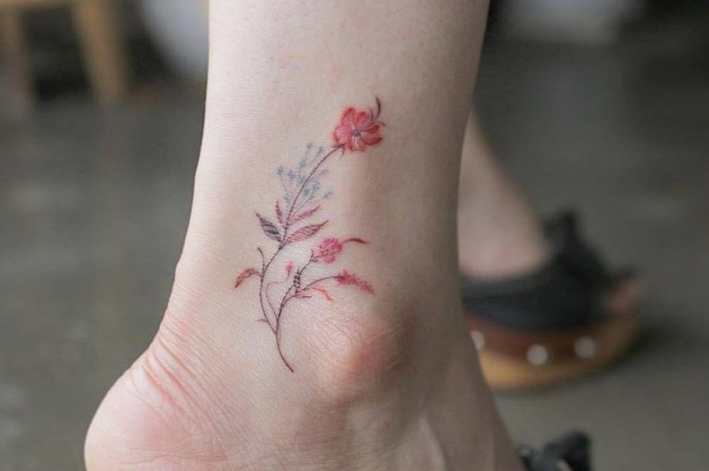 Tatuajes Sobre Los Fenómenos Del Mundo Físico Y La Vida