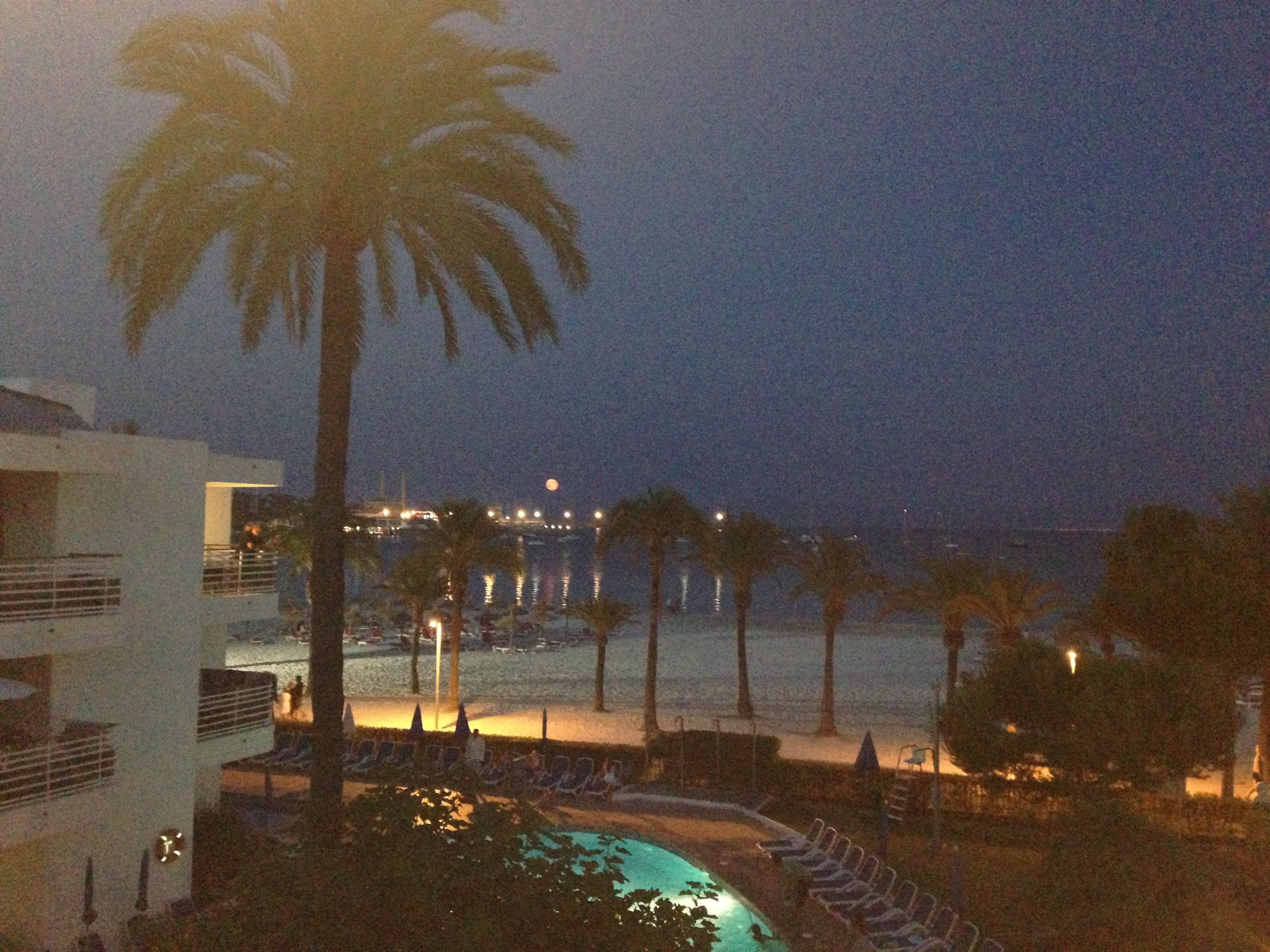 Alcudia By Night