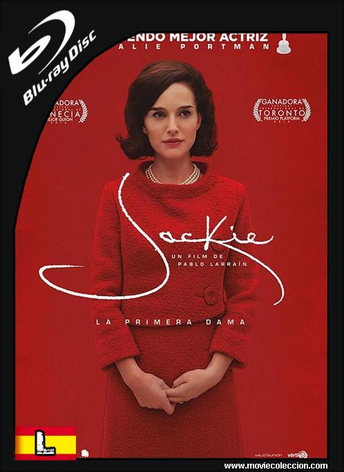 Jackie 2016 1080p HD Latino Movie Coleccion Estrenos