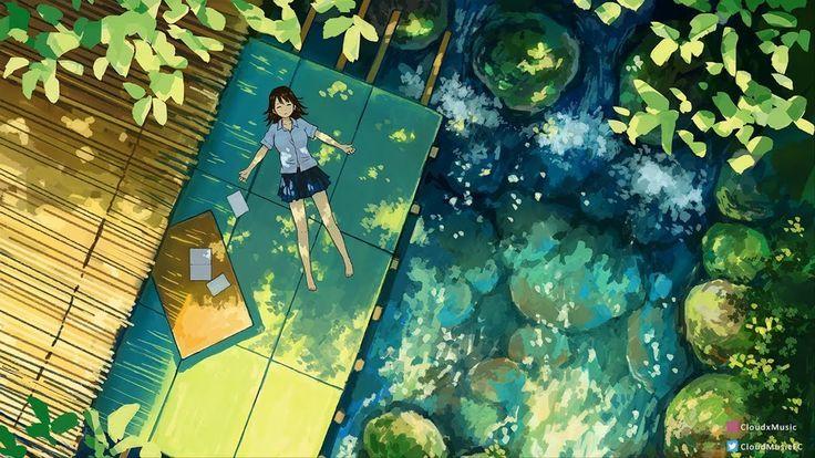 Lonely Day Lofi Hiphop Mix Anime Background Anime Wallpaper Sci Fi Wallpaper