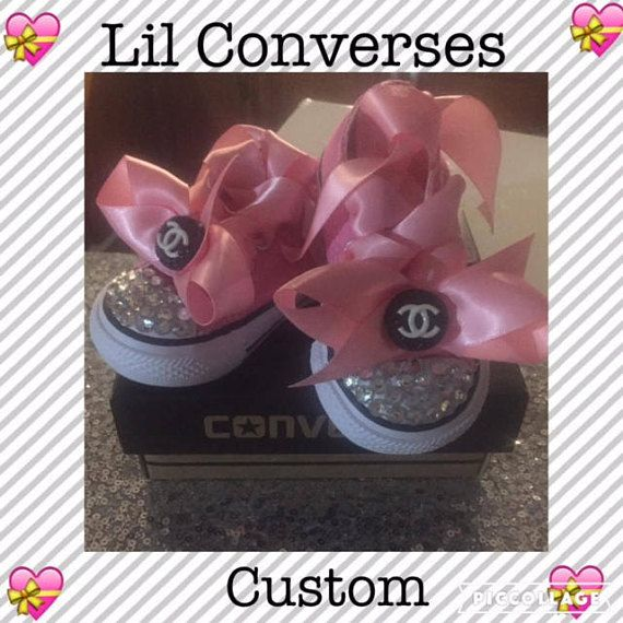 68eb2ebc309f36 Baby Converse  Converses Size 2
